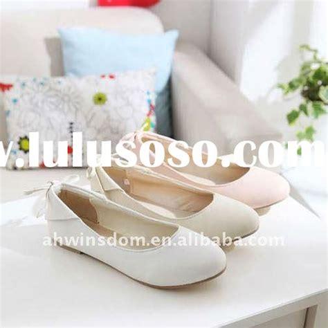 Sepatu Fashion Korea A01bz Flat Murah sepatu flat korea sepatu flat korea manufacturers in lulusoso page 1