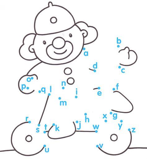 coloring pages dot to dot abc alphabet dot to dot printables az coloring pages