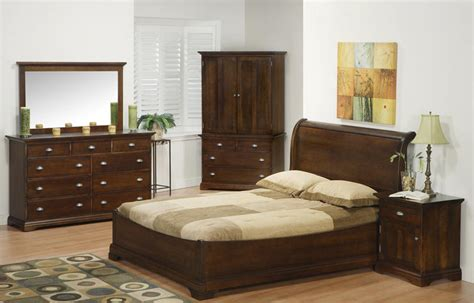 Handmade Bedroom Furniture - marsten solid wood bedroom collection marsten solid wood