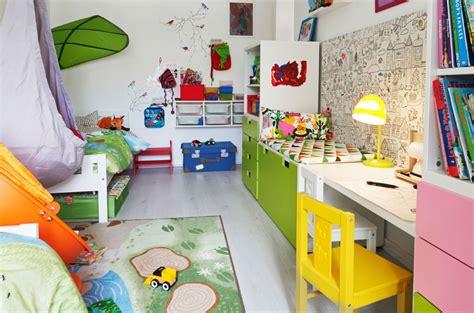 Teppiche Kinderzimmer Ikea by Kinderzimmer F 252 R Geschwister Ideen Tipps Ikea At