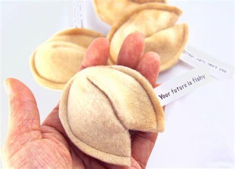 Handmade Fortune Cookies - miso handmade fortune cookie catnip feed pet purveyor