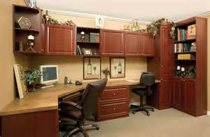 Custom Home Office Furniture Small Home Office Layout