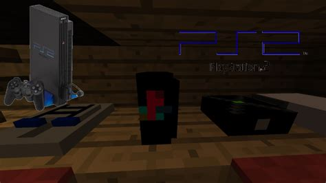 mod game console decorative video game systems mod for minecraft 1 7 10