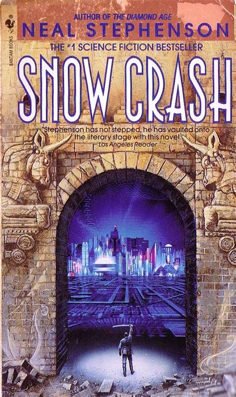 snow crash neurosplicer s cave top 10 cyberpunk novels you must read before dystopia is upon us