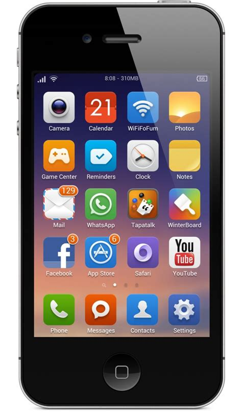 iphone themes for miui v5 iphone 4 screenshot 12 may 2013 miui v5 by h4mza on