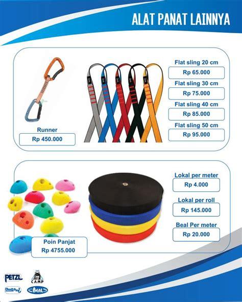 Point Panjat Flate alat panjat dan outbound yang lengkap dan banyak pilihan di jogja
