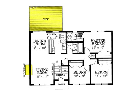 3 bedroom house plan wexford 84 lumber 84 lumber