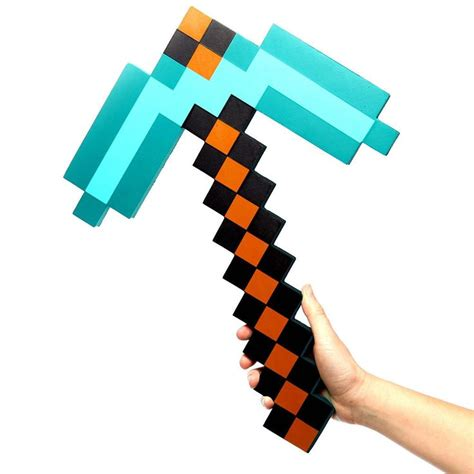 Minecraft Papercraft Toys R Us - minecraft foam pickaxe toys r us toys quot r quot us