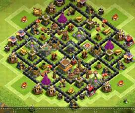 Best th8 hybrid bases with bomb tower good th8 hybrid base with bomb
