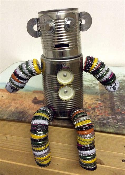 tin can robot tin can robot pinteres
