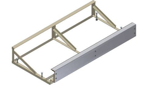 Inclined Bed Frame Frames Unified Supply