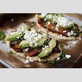 Mexican Food Sopes | 550 x 367 jpeg 59kB