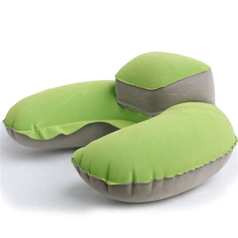 Pillow Health Treatment convenient u shaped pillow flocking travel pillow cushions cervical pillow health