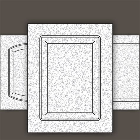 3d Laminate Cabinet Doors by 3d Laminate Rtf Doors And Products Walzcraft