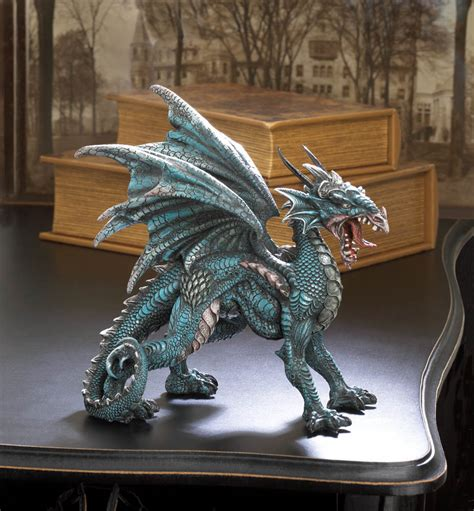 dragon decorations for a home fierce dragon statue wholesale at koehler home decor