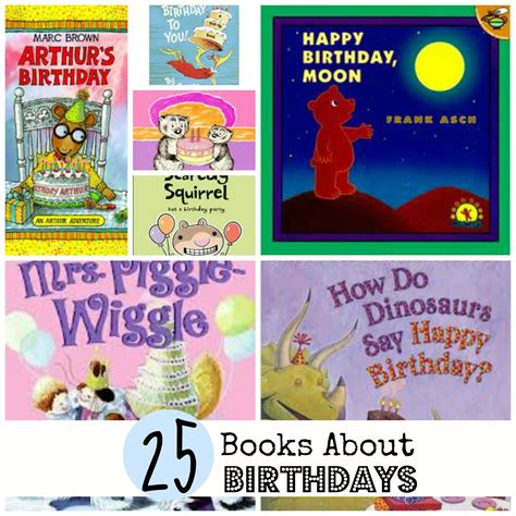 books for 25 books about birthdays for chasing supermom