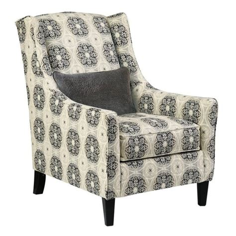 accent chairs ashley furniture ashley furniture fabric ashley azlyn fabric accent chair in graphite 9940221