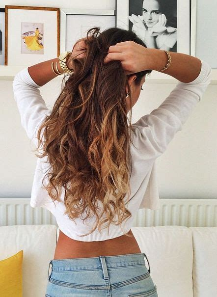 casual hairstyles without heat quick easy lazy curls great tutorial on how to achieve