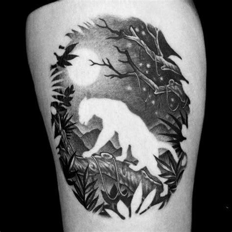 negative space tattoo motive mit pros und cons dafuer
