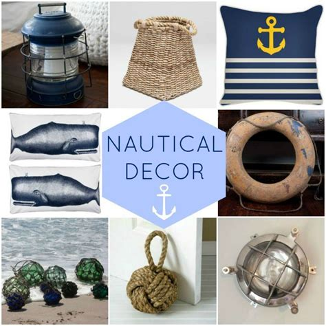 1000 images about nautical decor on pinterest anchors - Boat Accessories Decor