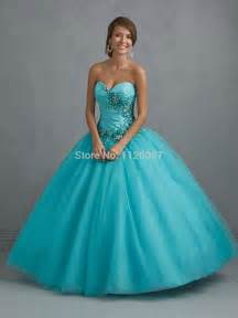 cheap turquoise quinceanera dresses ball gowns puffy