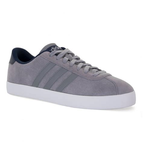 Adidas Neo Vl Court Grey Navy Original adidas neo mens court vulc 317 trainers grey mens from loofes uk