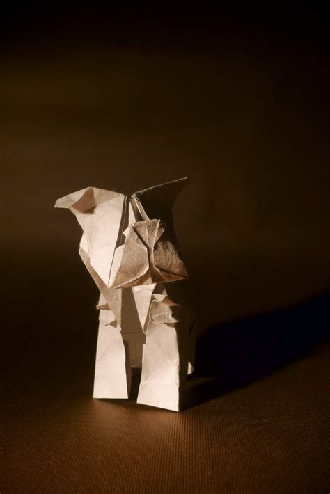 Origami Shepherd - 22 excellent origami models for