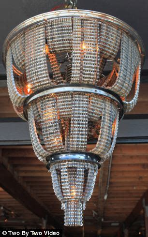 Diy Chandeliers Now You Too Can Look Like A Big Wheel 191 With A Chandelier