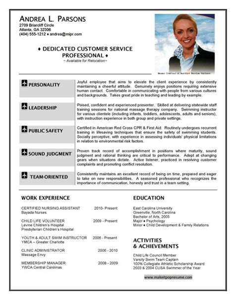 Flight Attendant Resume No Experience by Flight Attendant Resume Skills Objective With No