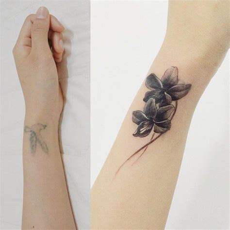 simple tattoo cover ups 55 incredible cover up tattoos before and after cover