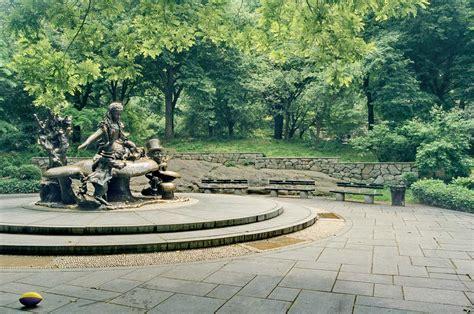 Landscape Architect Of Central Park In Central Park Pwp Landscape Architecture