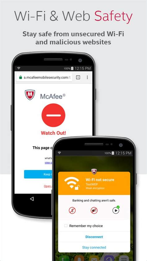 mcafee antivirus mobile mcafee mobile security lock android apps on play