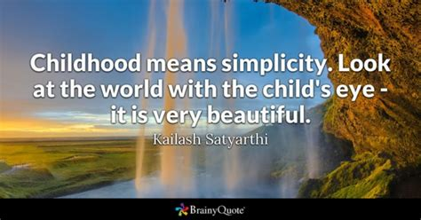 A Beautiful Essay On Race by Childhood Quotes Brainyquote