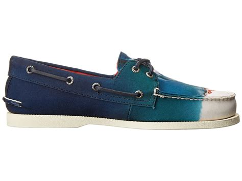 jaws boat shoes sperry top sider jaws a o boat shoe blue zappos free