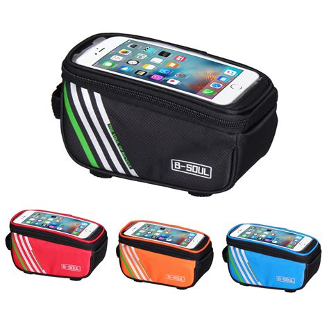 mtb waterproof waterproof touch screen bicycle bags cycling mtb mountain