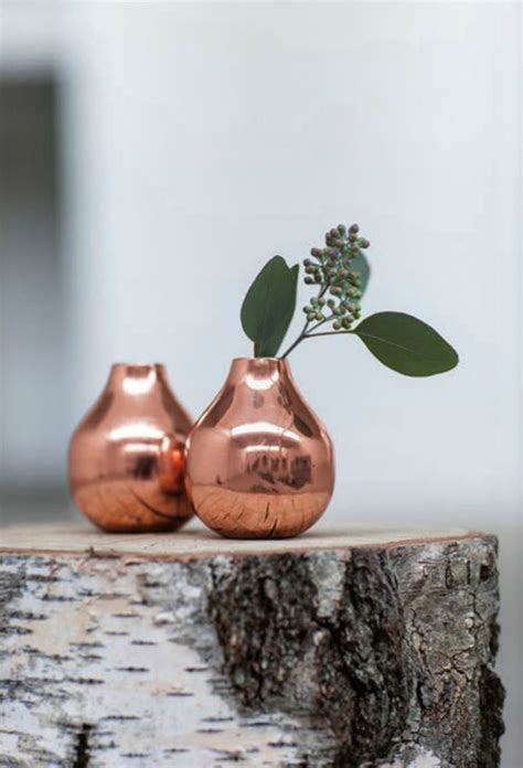 Copper Decor For Home 24 Home D 233 Cor Ideas With Copper Digsdigs