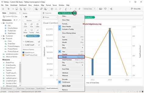 tableau product tutorial tableau dual combination chart