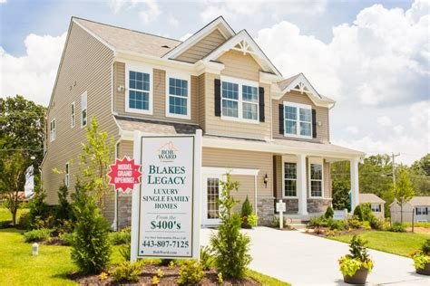 new homes in harford county s legacy bob ward