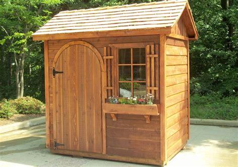 casita jardin casitas de madera para jard 237 n 191 qu 233 deben tener maderame