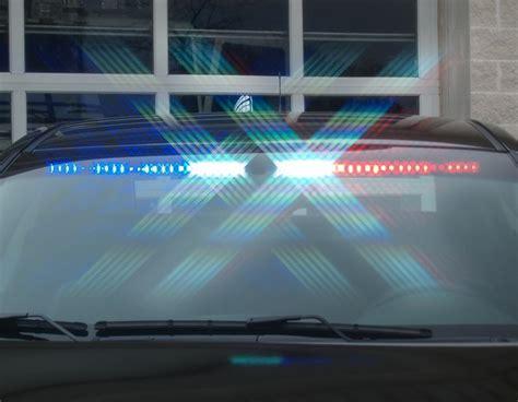 Interior Led Light Bars Soundoff Signal Nforce Interior Windshield Lightbar 6 Led