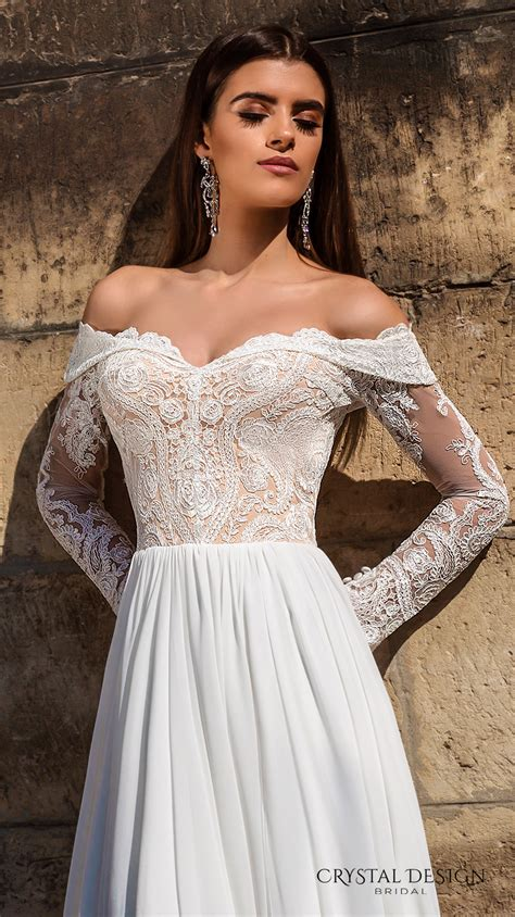 Wedding Dress The Shoulder by Trubridal Wedding Design 2016 Wedding