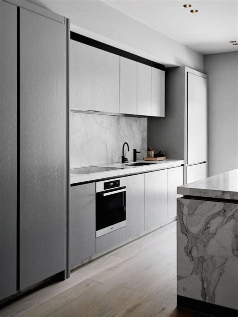 grey contemporary kitchen best 25 modern grey kitchen ideas that you will like on