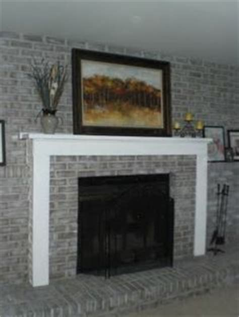Refurbish Fireplace Brick by 1000 Images About Refurbish Fireplace On Fireplace Makeovers Brick Fireplace