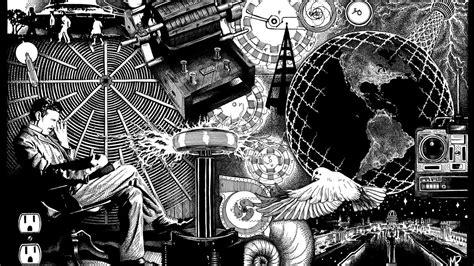 Scientist Nikola Tesla Nikola Tesla Scientists Wallpapers Hd Desktop And