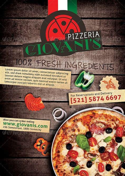 best pizza menu 28 best flyers images on ruffles flyer