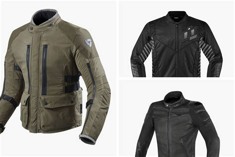 motorcycle jackets for 7 motorcycle jackets for summer gear patrol