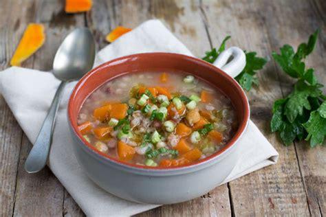 come cucinare la zuppa di farro zuppa di farro