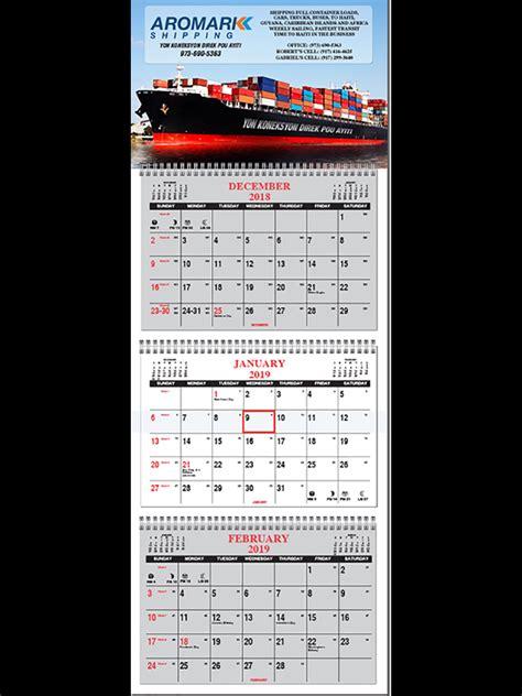 month calendar   glance  panel  numbered weeks calendar company