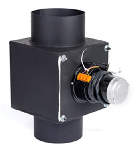 flue fans for open fires eco angus wood burning boilers systems and