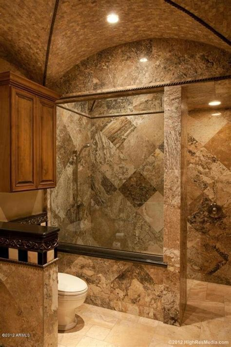 beautiful bathroom world tuscan style